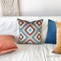 Mexica Velvet Cushion