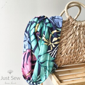 Tropical Dreams Infinity Scarf
