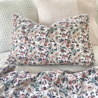 Rose Garden Pillowcase