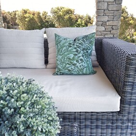 Ferns Outdoor Cushion