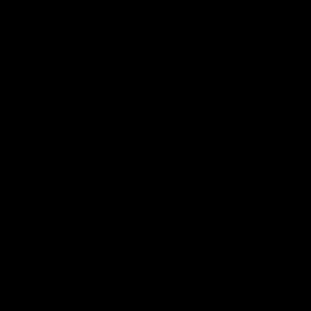 Navy Canvas Apron